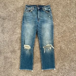 Abercrombie & Fitch Zoe Jeans